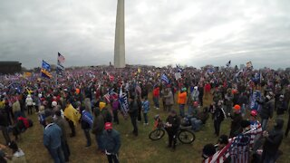 D.C. Trump Peaceful Rally Speech - Part 2 - January 6th 2021