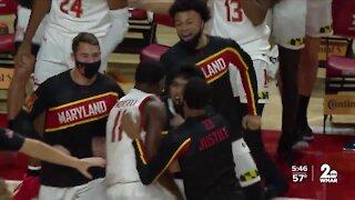 Maryland wins season opener over ODU