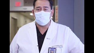 Vegas hospital workers discuss COVID surge | University Medical Center