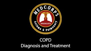 COPD Diagnosis and Treatment options