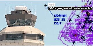 DTW using controversial landing system once again, more air traffic controllers sounding alarm