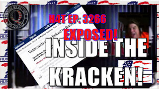 H4T EP 3266 INSIDE THE KRACKEN - HOLY SMOKES...WHAT A CRAZY 4 YEARS
