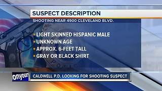 Early morning shooting in Caldwell