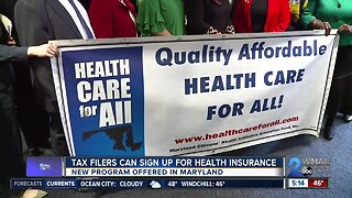 New health insurance program offered in Maryland