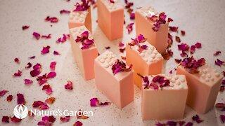 Make Moon Milk CP Soap Using Buttermilk from Natures Garden