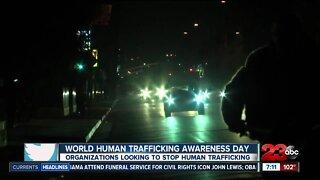 World Human Trafficking Day