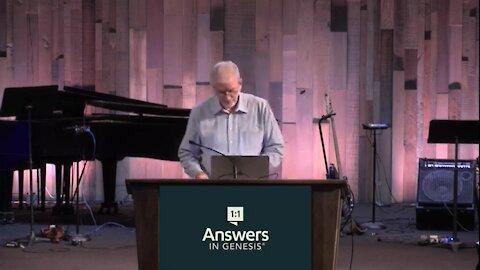 Ken ham Sermon at Calvary chapel September 26