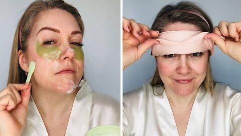 Pixi Beauty night routine DIY tutorial