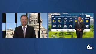 Scott Dorval's Idaho News 6 Forecast - Monday 6/7/21
