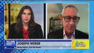 Joe Weber, News Editor with JTN on news of the day