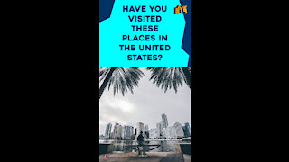 Top 3 Places To Visit In United States *