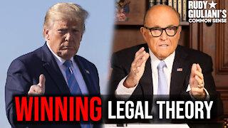 WINNING Legal Theory | Rudy Giuliani | Ep. 90