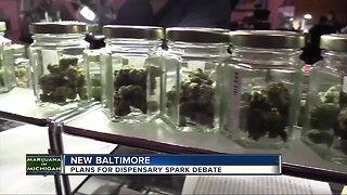 Plans for dispensary spark debate