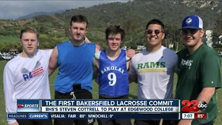 BHS student to play lacrosse in college