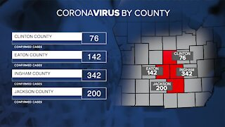 Ingham County hospitals seeing highest rate of COVID-19 hospitalization yet