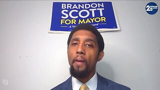 Baltimore Mayoral Candidate Brandon Scott on police and community relations