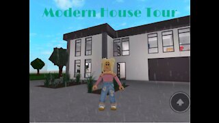 Touring My Modern House