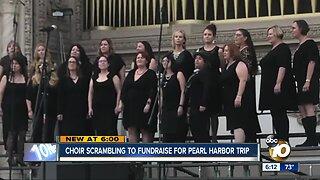 San Diego choir scrambling to fund Pearl Harbor trip