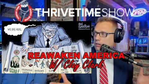 """The Clay Clark """"Reawaken America"""" Video Banned From Youtube"""