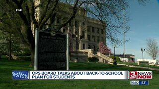 OPS Board talks about back to school plan for students
