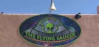 Flying Saucer hosting event in Boulder City