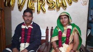 30th Wedding Anniversary || Celebrating in law's Anniversary # Rambir & Tarawati...