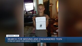 Tulsa autistic teen missing for 8 days now