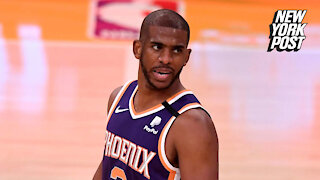 Chris Paul out indefinitely after entering NBA's COVID protocols