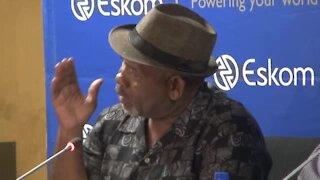 SOUTH AFRICA - Johannesburg - Eskom Press Briefing (Video) (GxY)