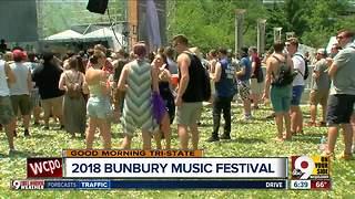 7th annual Bunbury music festival kicks off this weekend