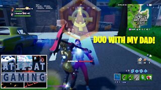 Fortnite | Duo with my dad