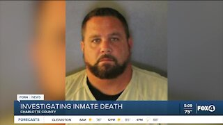 Charlotte County Sheriffs investigate death of inmate