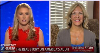 The Real Story - OAN What's Next for the Maricopa Audit with Dr. Kelli Ward