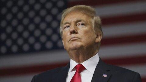 Mensaje de Trump desde Mar-a-Lago: Grandes cosas ocurrirán en 2022