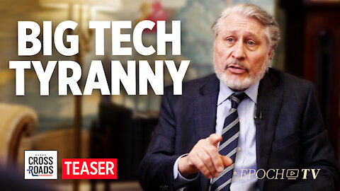 Teaser: Big Tech Is the Handmaiden of Government Overreach—Interview with Craig Parshall