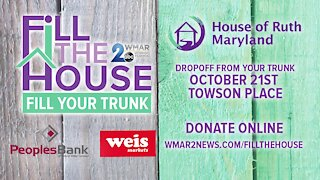WMAR-2 News Fill the House 2020