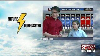 Future Forecaster: May 15