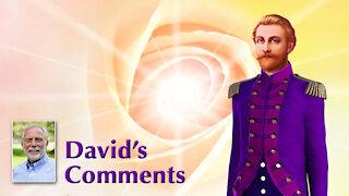 David's Comments after Saint Germain's HeartStream