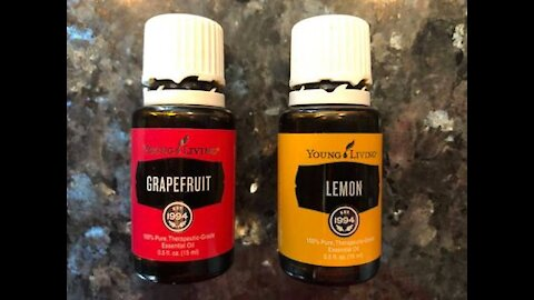 Grapefruit and Lemon Help With Your Appetite