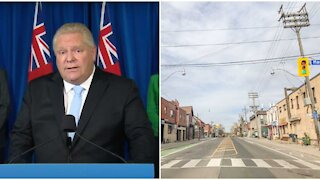Here's Everything You Need To Know About Ontario's Province-Wide Lockdown