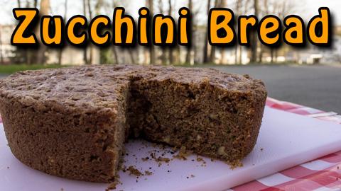 Dutch Oven Zucchini Bread
