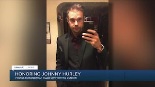 Friends remember man killed confronting gunman in Olde Town Arvada
