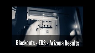 Blackouts - EBS - Arizona Results
