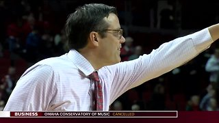 Nebraska men's basketball falls to 15th ranked Purdue