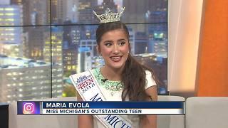 Miss Michigan Outstanding Teen