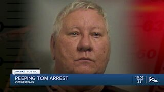 Tulsa man faces charges after peeping Tom incident at Sam's Club