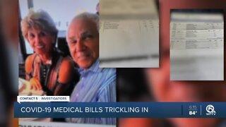Medical bills for coronavirus treatment start trickling into Florida patients