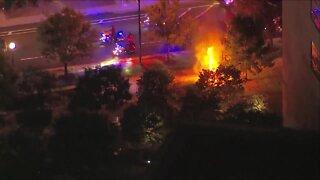 Police: 12 arrested, 1 officer hurt during riot in Denver