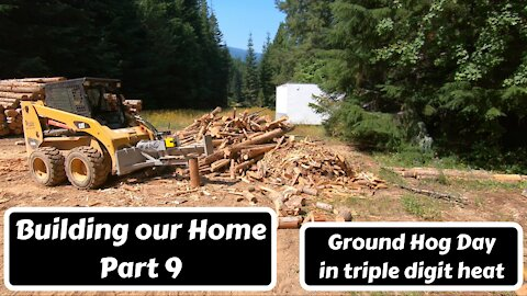 Building New Home on Raw Land (Part 9)