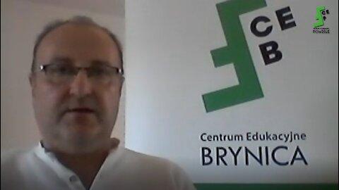 Marek Janik (CEB): Grzegorz Braun wygrywa w I turze o ile pójdziemy gremialnie na wybory w Rzeszowie